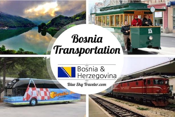 Bosnia.Transportation
