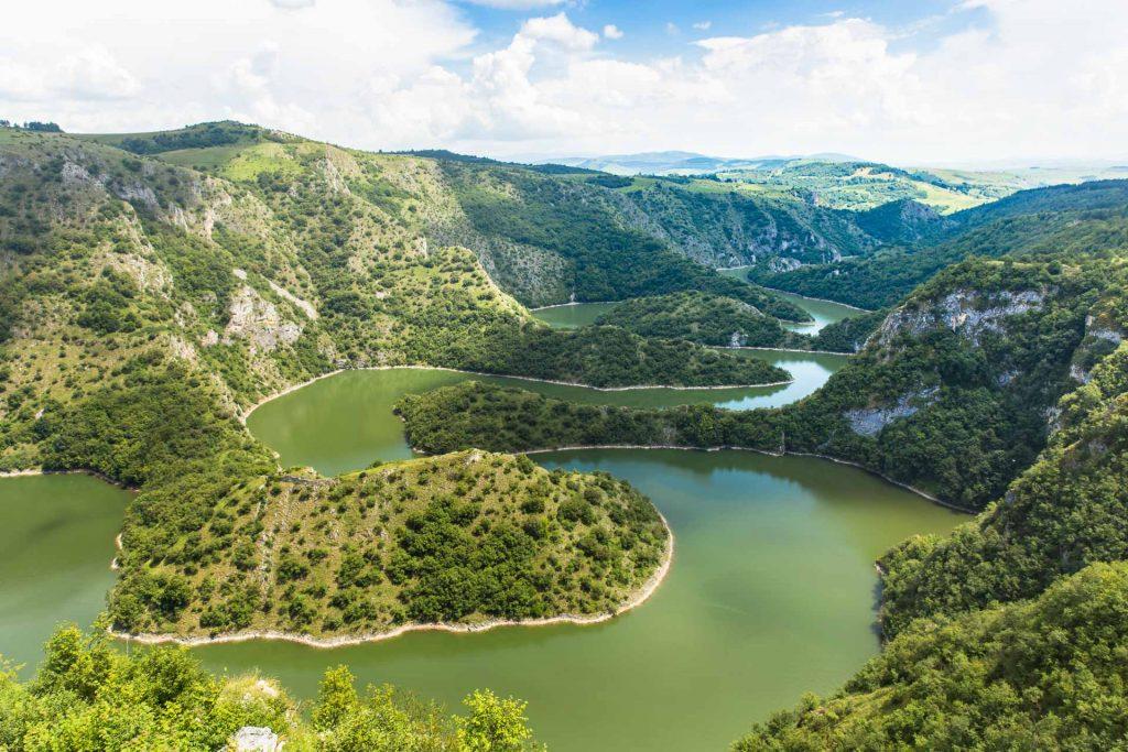BlueSkyTraveler Serbia - Uvac River