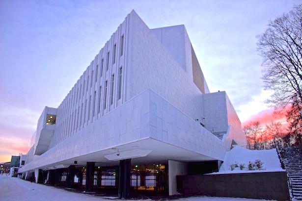 #HelsinkiSecret - Architecture - Finlandia Hall