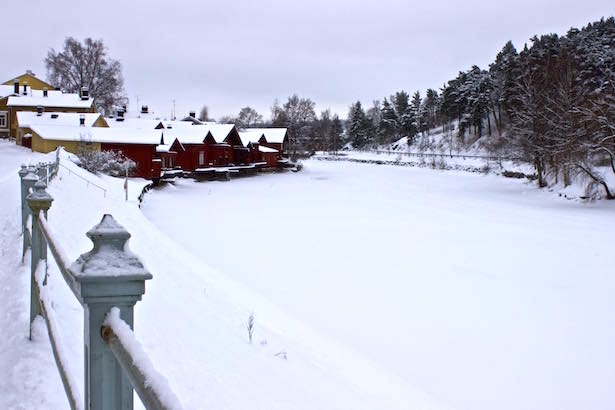 #HelsinkiSecret - Daytrip to Porvoo