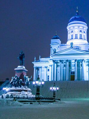 Finland Helsinki Secret