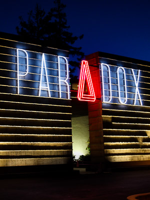 California: Santa Cruz - Hotel Paradox