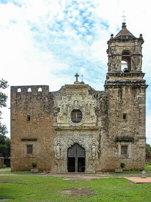 Texas San Antonio Missions - UNESCO