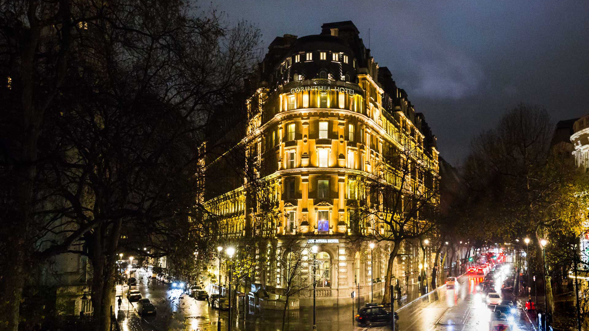 UK London Corinthia Hotel
