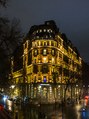Corinthia Hotel - London England