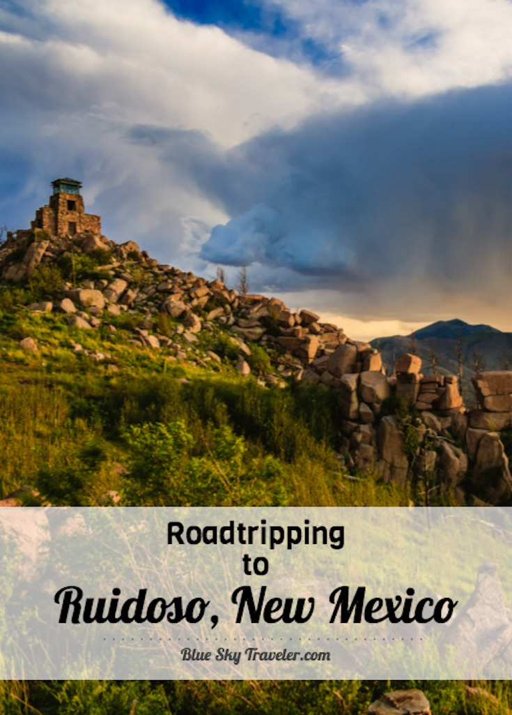 Roadtripping to Ruidoso New Mexico