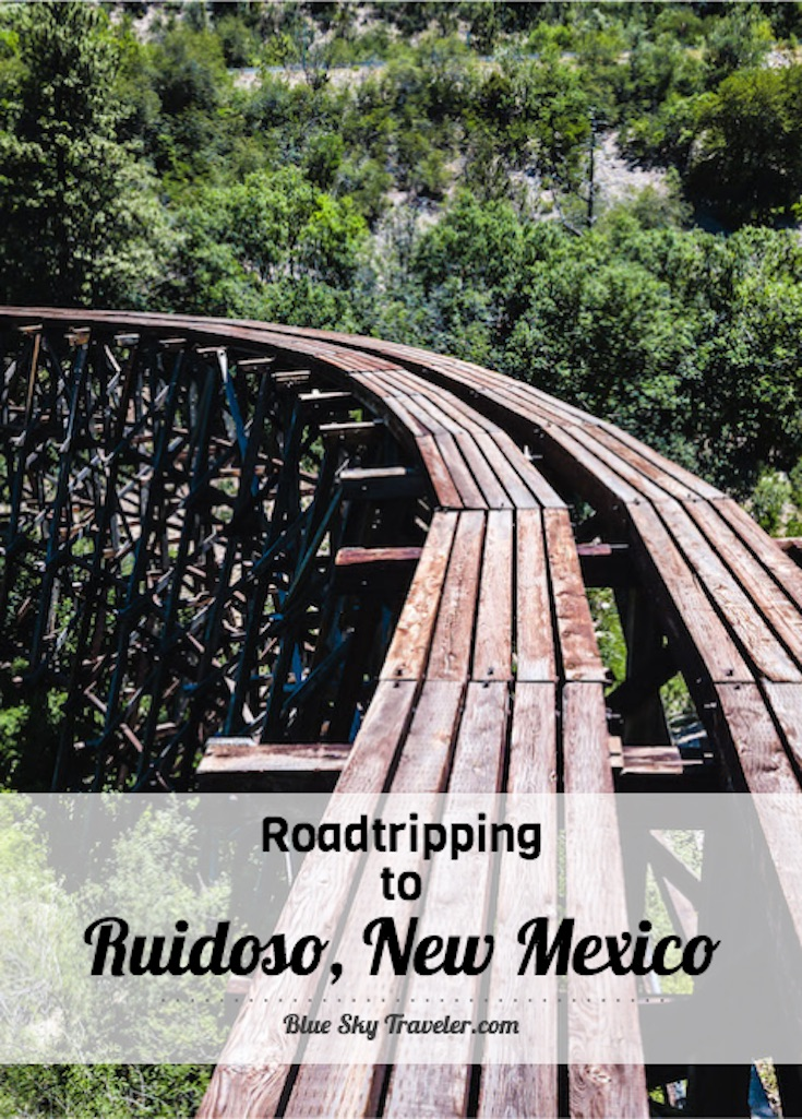 Road Tripping to Ruidoso New Mexico