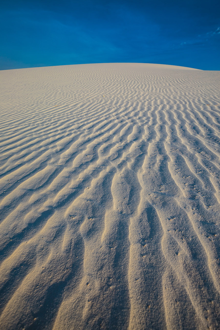Ruidoso - New Mexico - White Sands