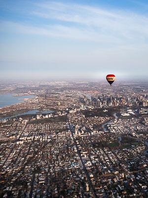 Australia Melbourne - Hot Air Balloon