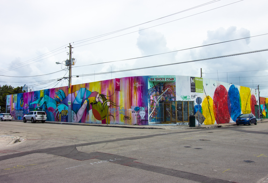 BlueSkyTraveler.com: Wynwood Walls - Miami, Florida