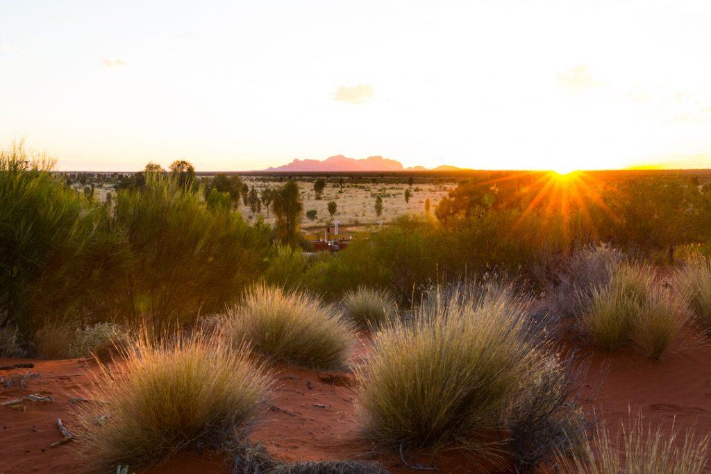 Australia Uluru-Kata Tjuta National Park