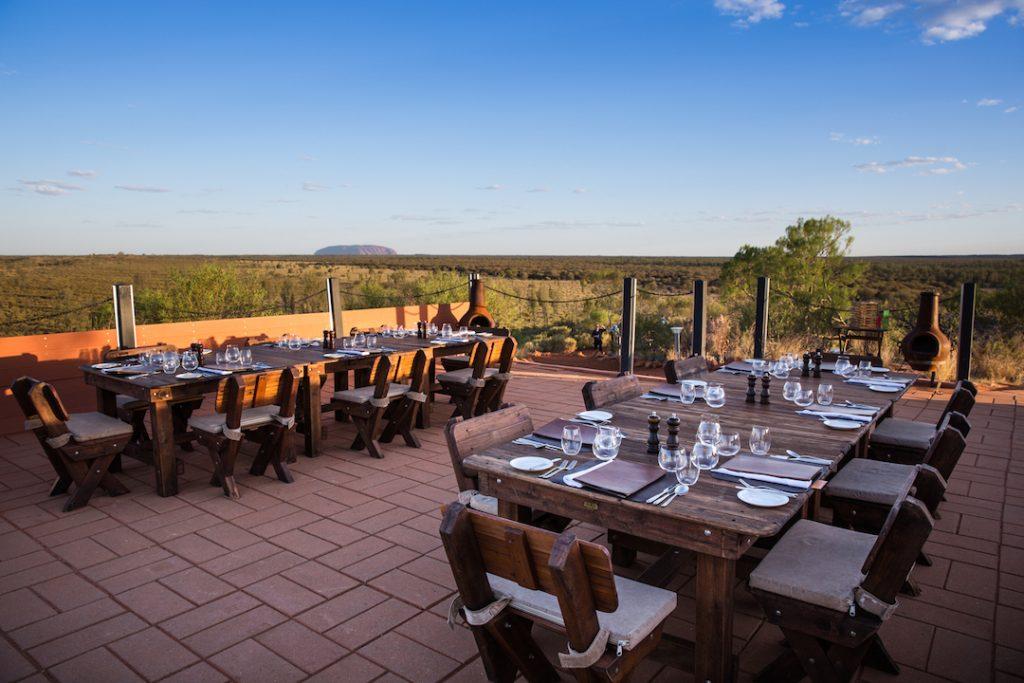 Australia - Ayers Rock Resort - Tali Wiru
