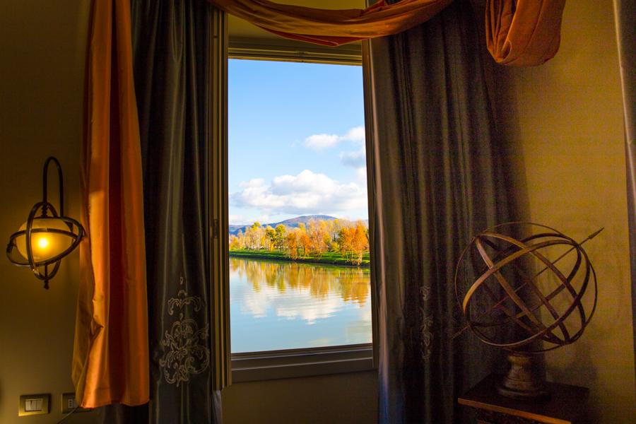 Italy Florence: Hotel Villa Sull Arno