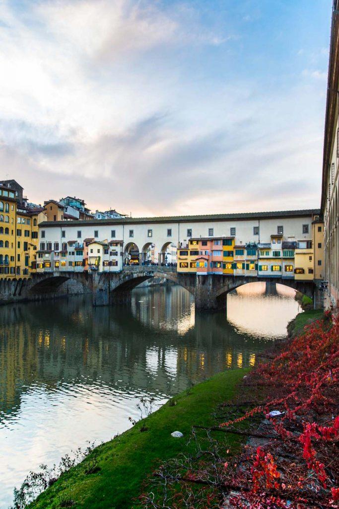 Florence Italy - Ponte Vecchio