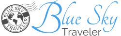 BlueSkyTraveler Logo