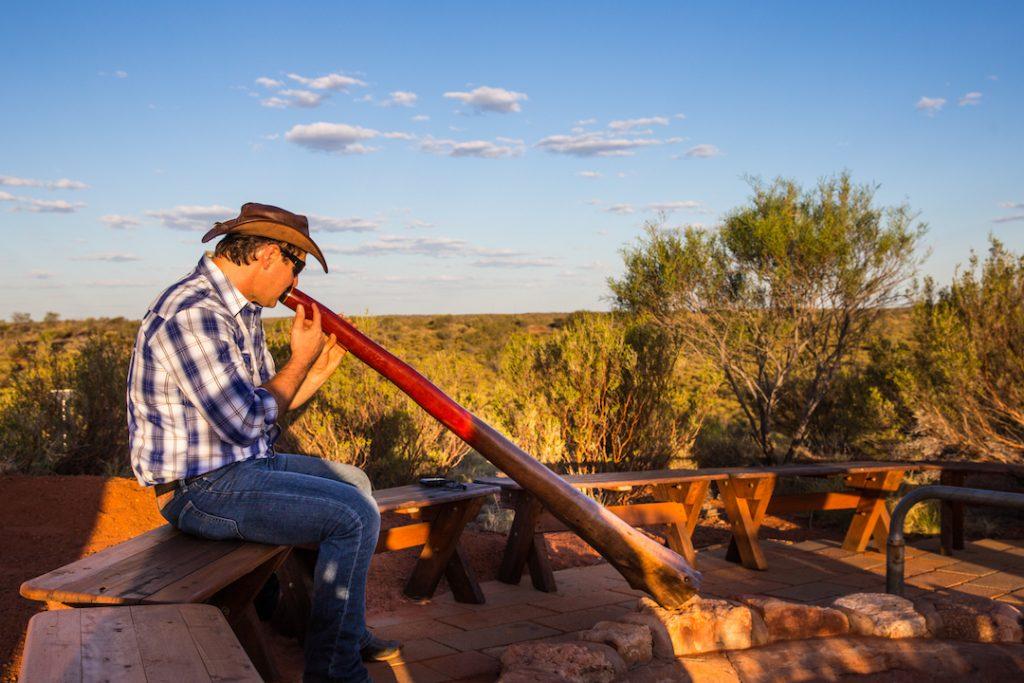 Australia - Uluru - Ayers Rock Resort - Tali Wiru
