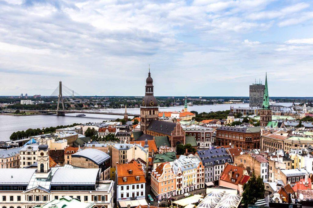 BlueSkyTraveler Riga Latvia