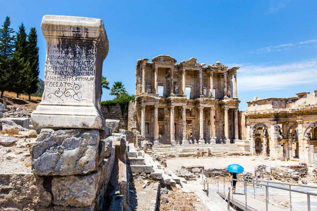 BlueSkyTraveler.Turkey.Ephesus