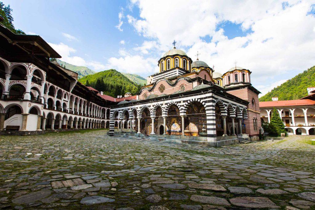 BlueSkyTraveler Bulgaria Rila Monastery