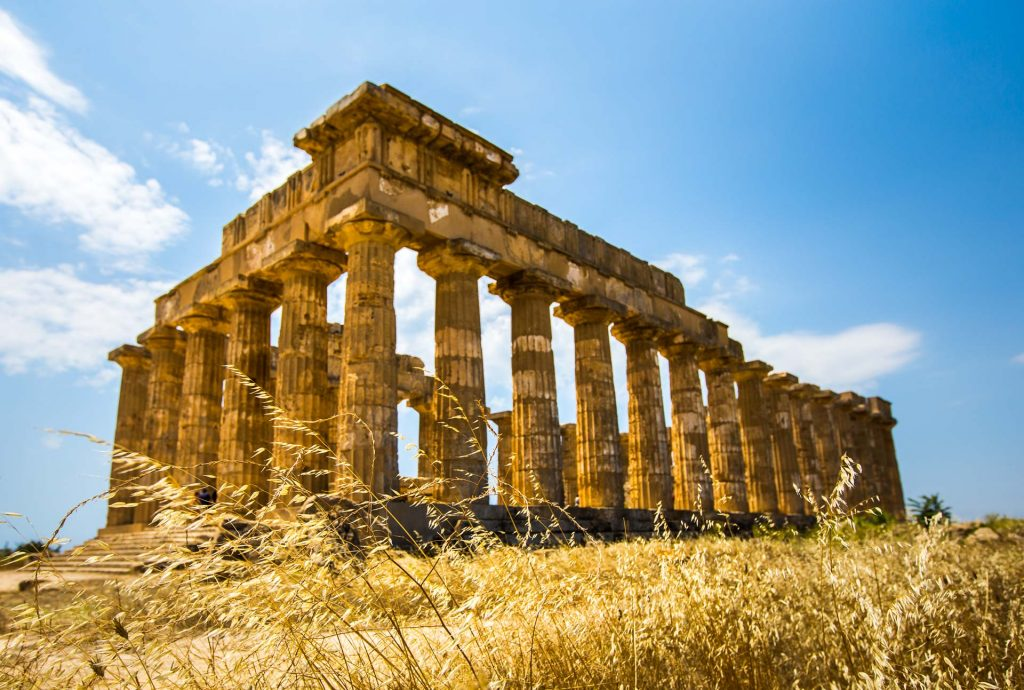 BlueSkyTraveler.Italy .Sicily.Greek .Selinute