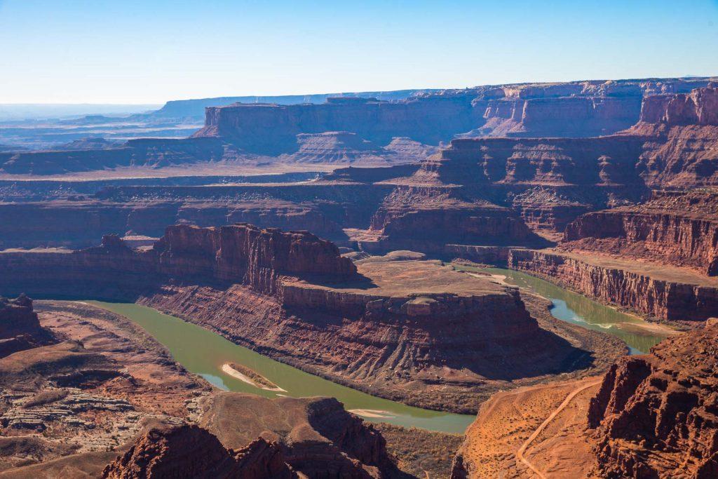 Utah Canyonlands National Park - Dead Horse State Park