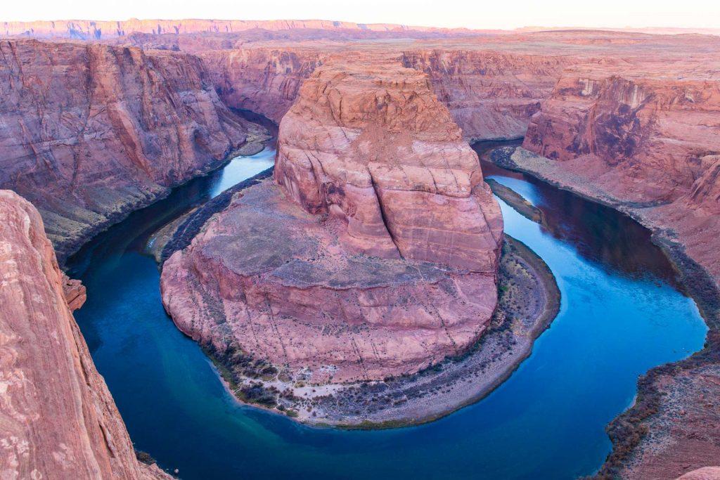 Arizona - Horseshoe Bend - Sunrise