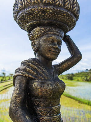Indonesia - Bali - Jatiluwah - Books to Read