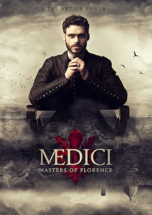 NetFlix - Medici TV Series