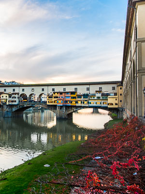 Italy Florence - Ponte Vecchio