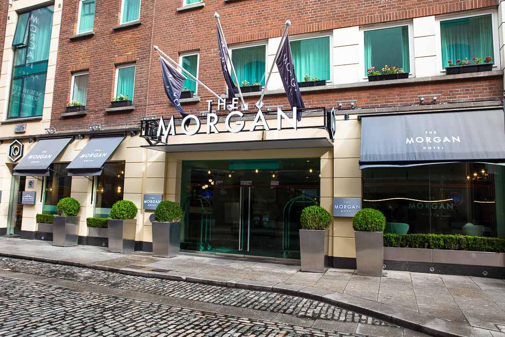 Dublin Ireland - The Morgan Hotel