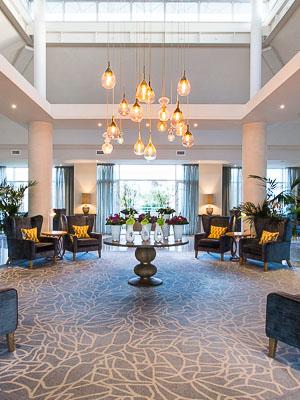Dublin Ireland - Portmarnock Hotel & Golf LInk •Dublin Ireland