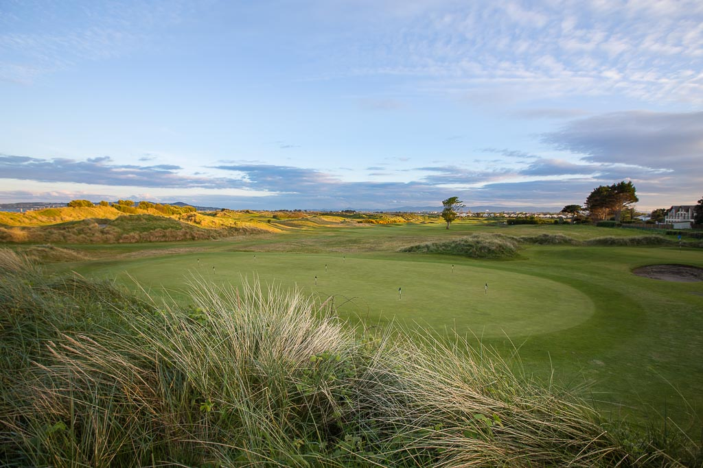 Dublin Ireland - Portmarnock Hotel & Golf Links • Golf