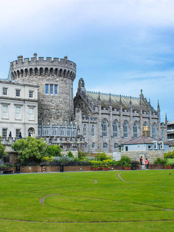 Dublin Ireland •Dublin Castle