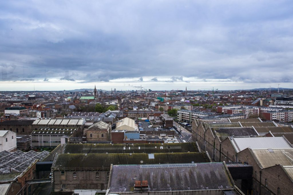 Guinness Storehouse - Gravity Bar
