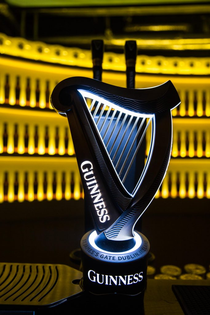 Guinness Storehouse - Harp
