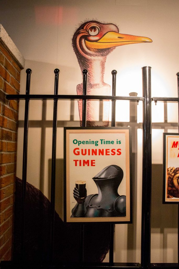 Guinness Storehouse - Marketing