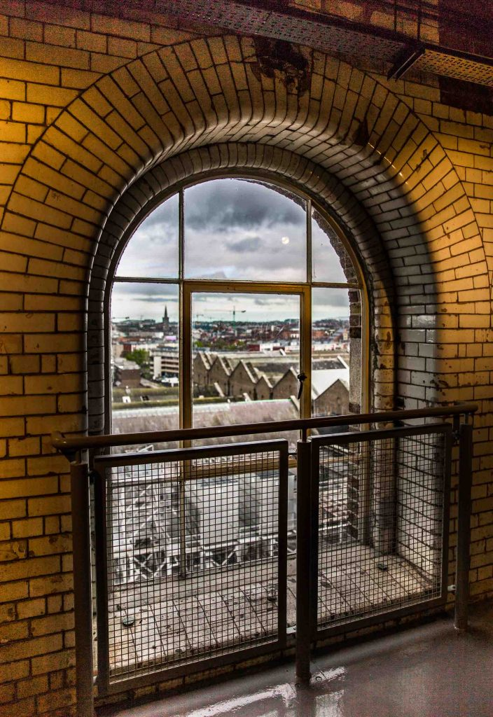 Guinness Storehouse - Views