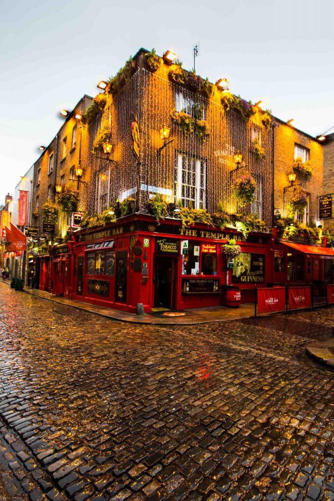 Ireland Dublin - Temple Bar