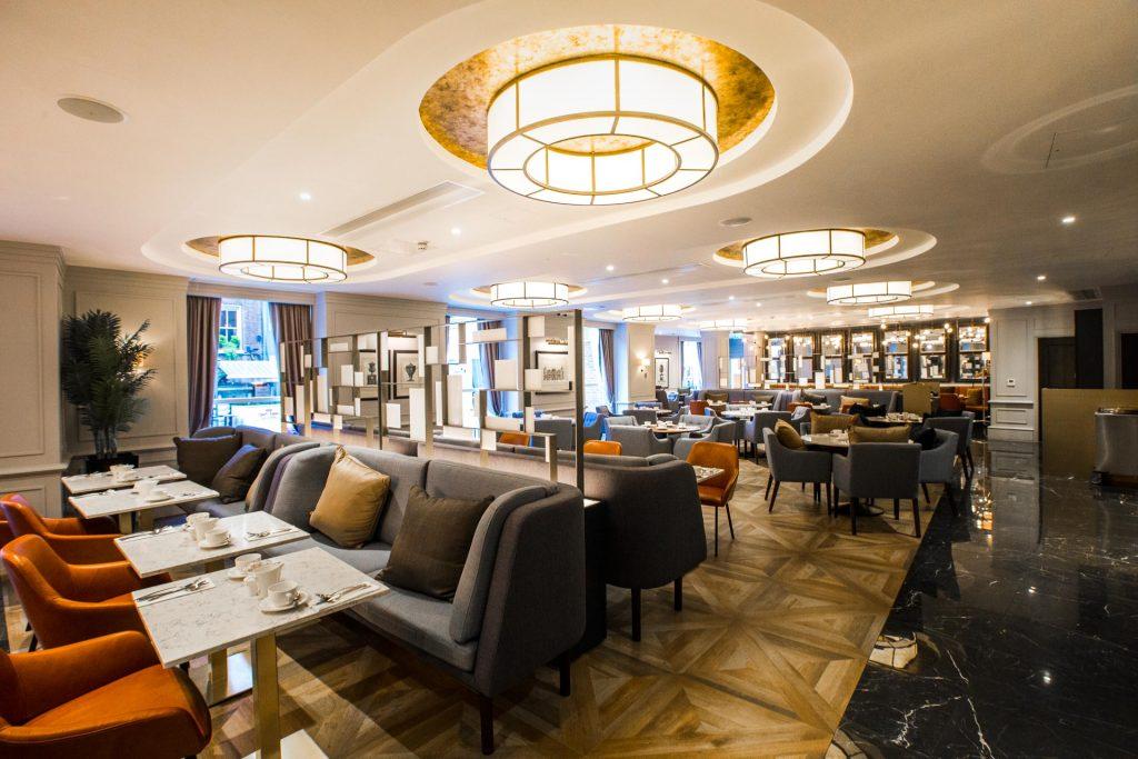 The Davenport Hotel •Dublin Ireland •Dining