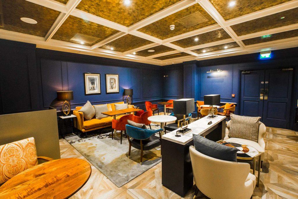 The Davenport Hotel •Dublin Ireland •Lounge