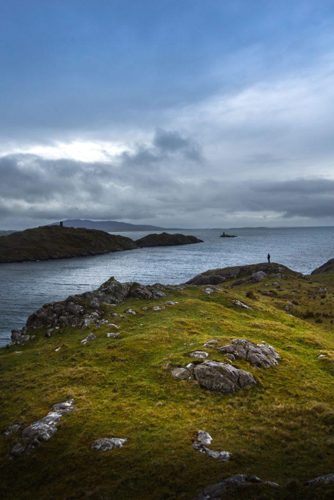 Ireland - Lost Valley - Killary Fjord