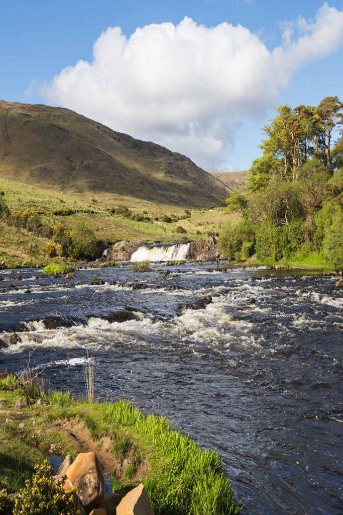 Ireland Aasleagh Falls