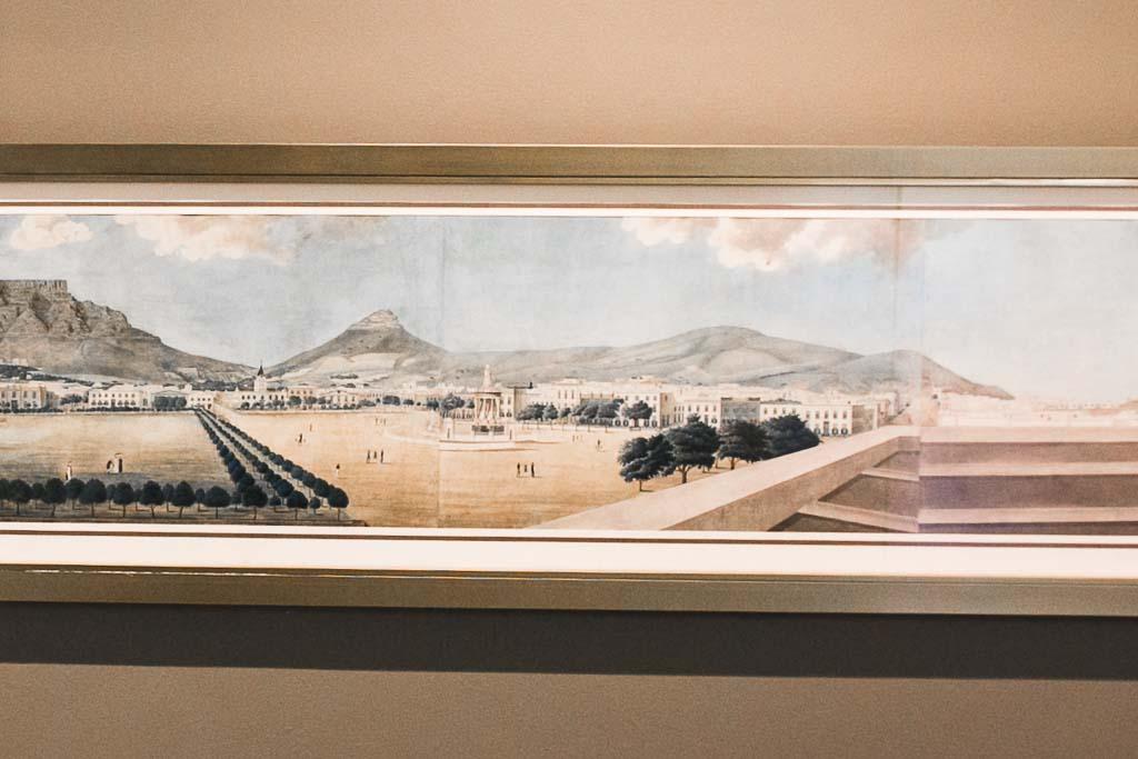 Cape Town - Winelands - Rupert Gallery - Panorama