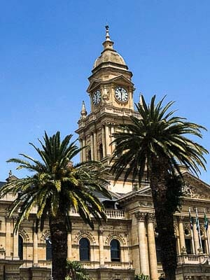 South Africa - Cape Town - City Hall