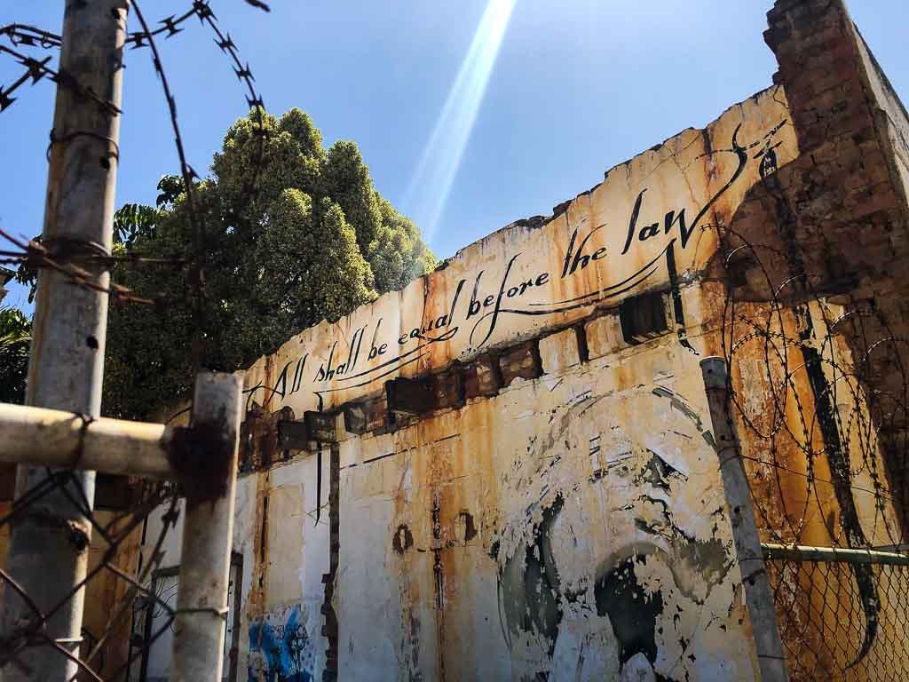 Cape Town - City Bowl - Mural