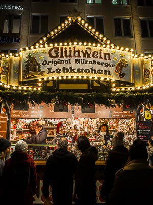 Christmas Markets - Gluhwein