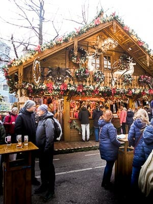 How to say Merry Christmas at the European Christmas Markets