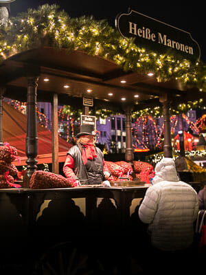 European Christmas Markets - Food and Drink