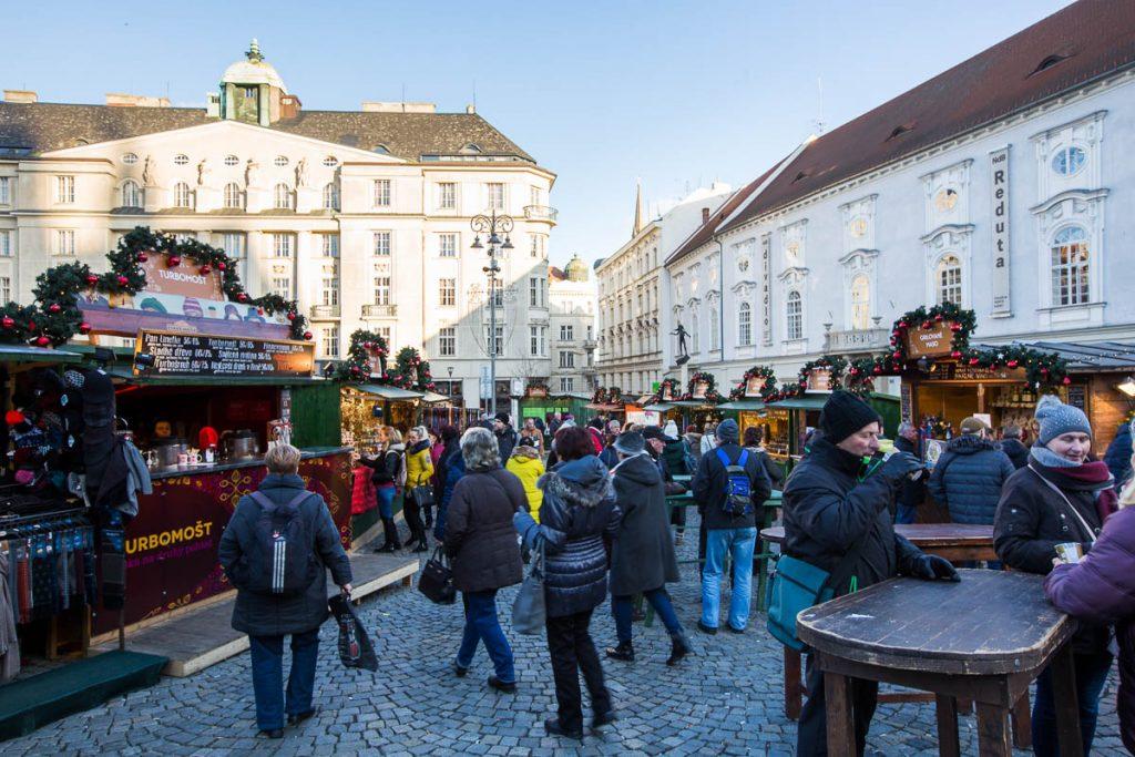 Christmas Markets - Brno