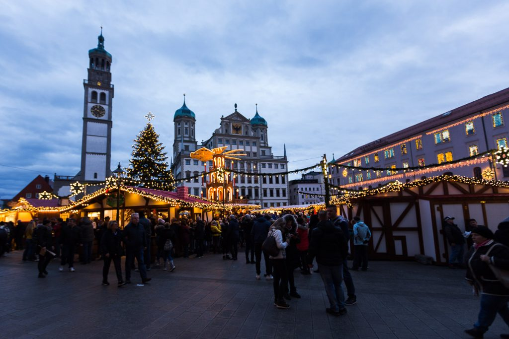 Christmas Markets - Augsburg